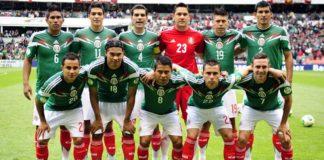 The 2014 Mexico squad