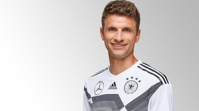 cheap for discount ead97 9e9b0 FIFA World Cup 2018: Players to watch - Thomas Müller ...