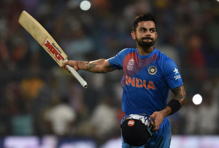 Cricket Virat Kohli Accepts The Kit Up Challenge From The