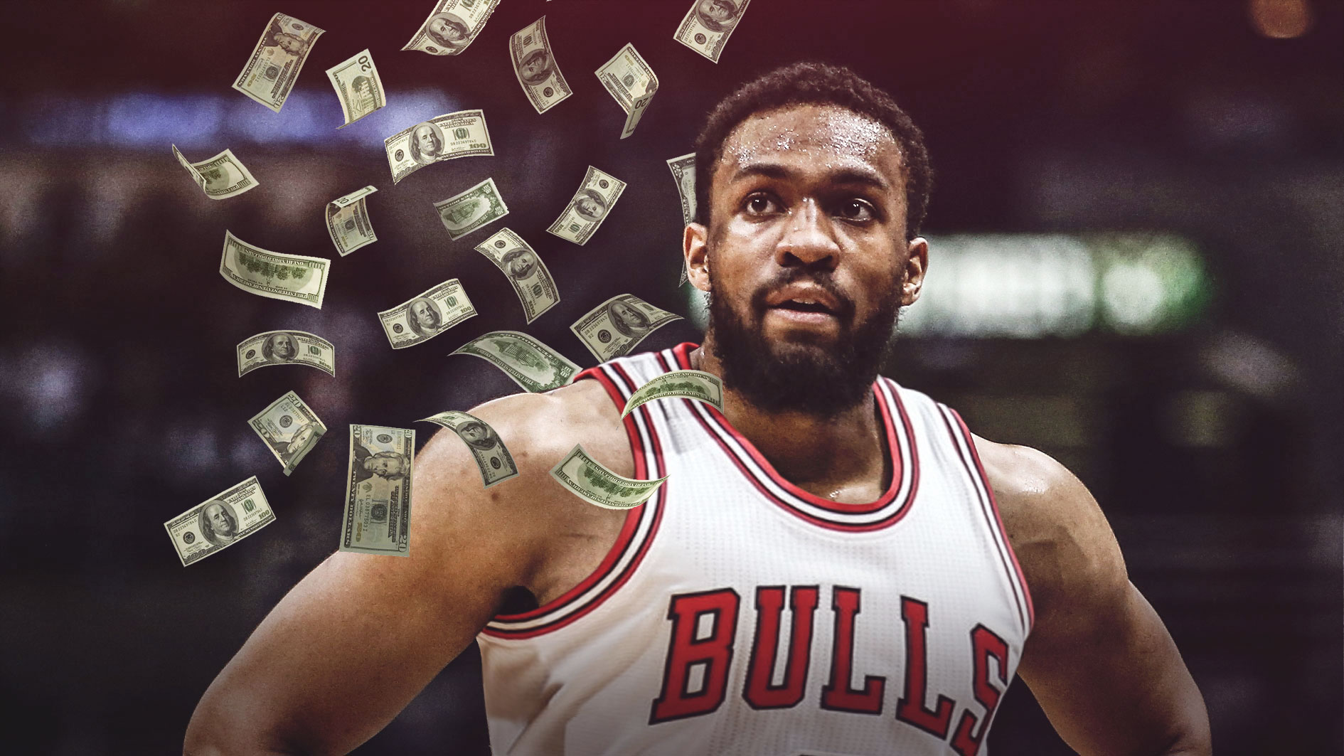 a014037cd Advertisement. Jabari Parker and the Chicago Bulls agreed Saturday to a  40  million