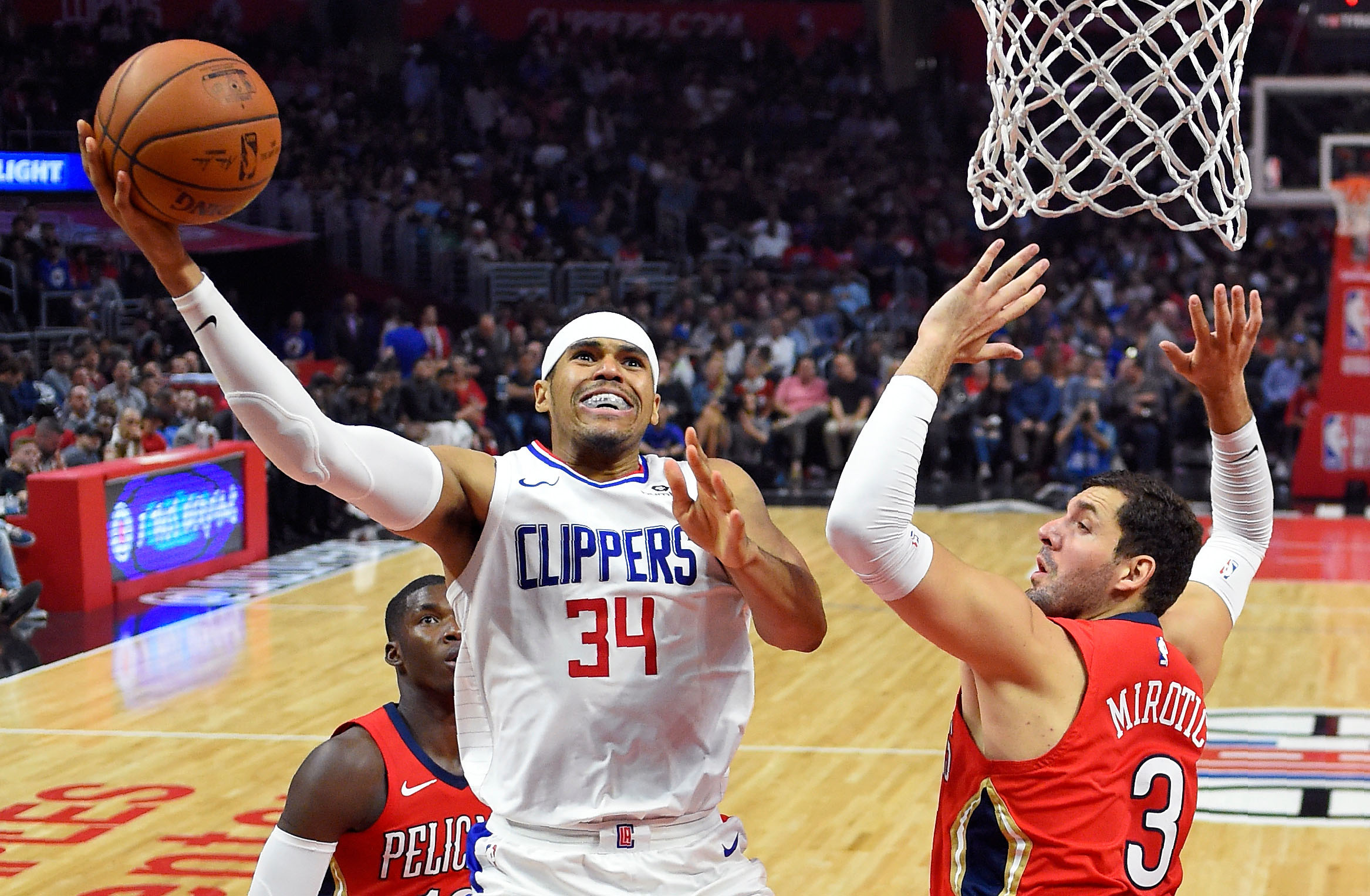 ad5fd8746 NBA  Tobias Harris turned down  80 million extension with Clippers ...