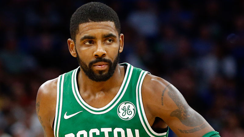 separation shoes 67493 5a3ad NBA: Kyrie Irving to be honored by Native Indians Tribe ...