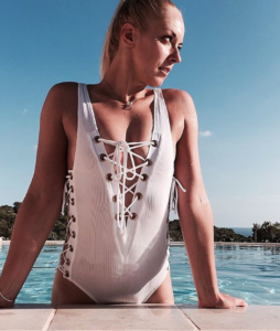 sabine lisicki bikini