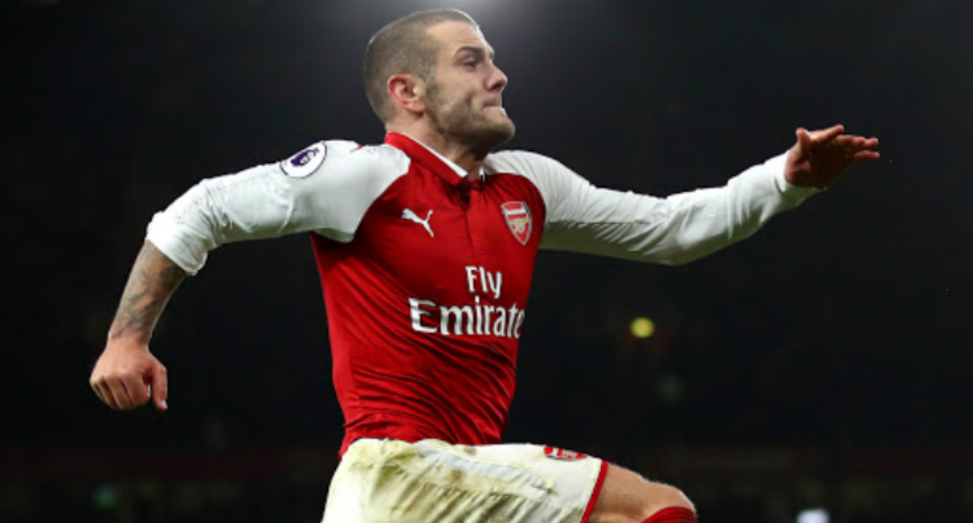 b1a8d47496d Advertisement. Jack Wilshere could have been still an Arsenal player if  Arsene Wenger stayed ...