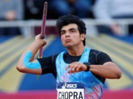 Neeraj chopra sportsindiashow