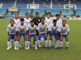 Indian women's football team are one step closer to make it to the next round of Olympic Qualifiers