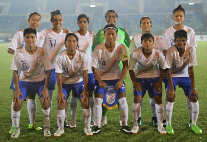 Indian Women's football team makes it to the next round of Olympic qualifiers