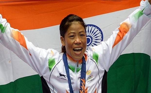 Mary Kom wins her sixth World Boxing championships