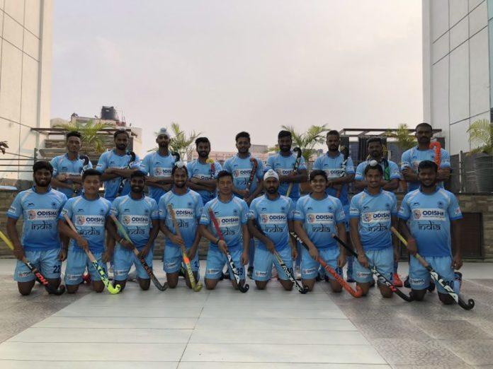 mens hockey team india