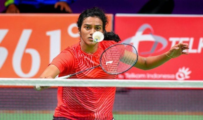 PV Sindhu couldn't clear the first hurdle at the 2019 ALL England Open
