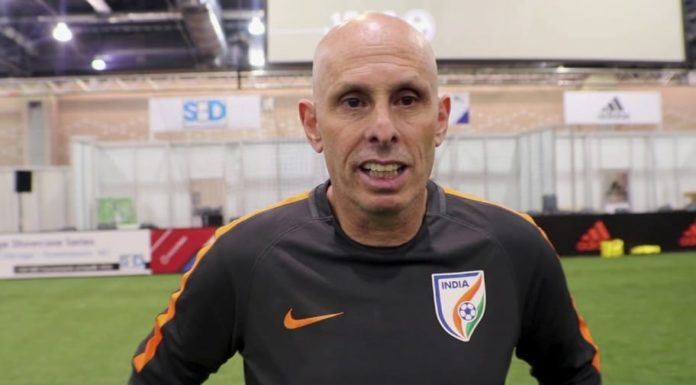Who will take over the reins of the senior team head coach position of India after Stephen Constantine?