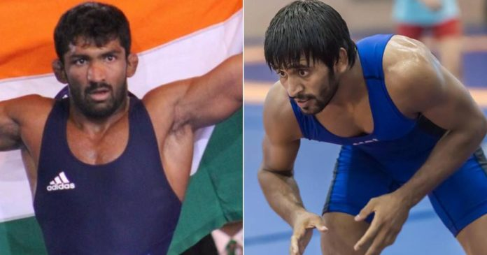 Yogeshwar and Bajrang shared their 2020 Olympics plans