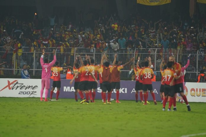 East Bengal might play in the 2019 Super Cup