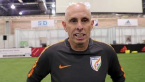 AIFF is not interested in renewing Stephen Constantine's contract