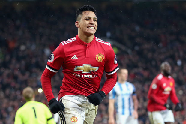 Alexis Sanchez's time in Manchester United is running out