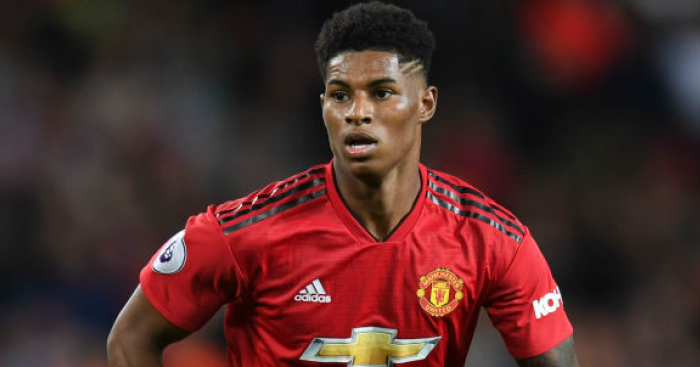 Watch Marcus Rashford Pulls Off An Incredible Elastico Nutmeg On Fred In The Warm Up Before The Arsenal Match Sports India Show