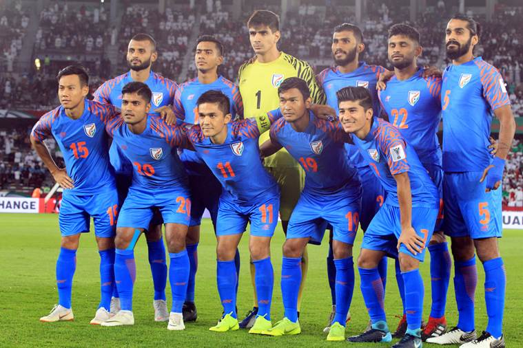 Indian Football: India climbs two places in FIFA rankings, Chennai