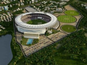 India to have the largest cricket stadium with a capacity of over 1 lakh