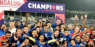 Twitteratis congratulated Bengaluru FC on their victory over FC Goa
