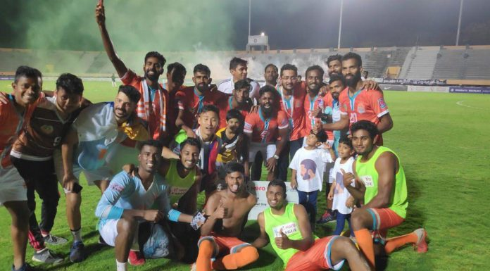 Many might call it unthinkable but Chennai City FC players and their supporters saw it coming
