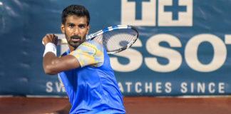 Prajnesh Gunneswaran will be making his Grand Slam debut this Sunday