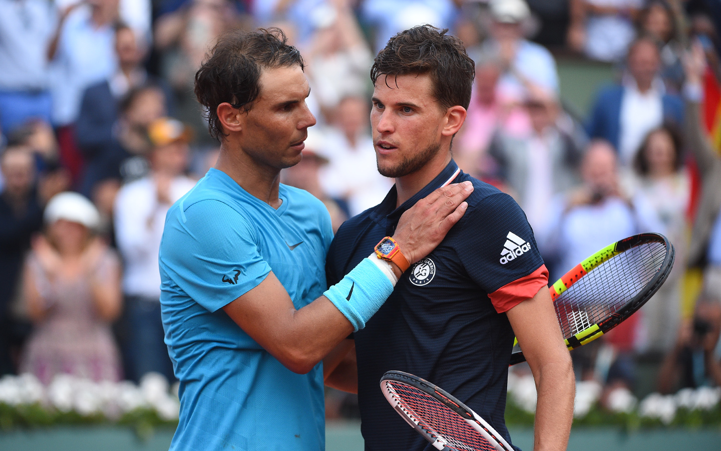 It's all set for Nadal vs Thiem Final at Roland Garros
