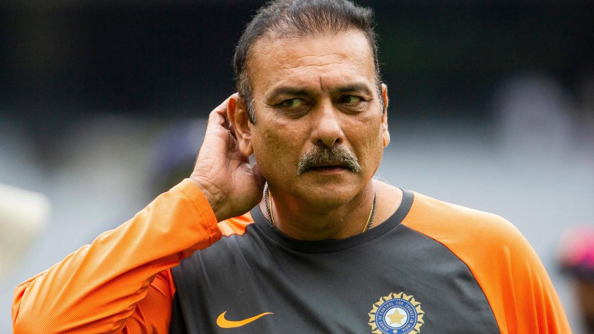 BCCI looking to replace Ravi Shastri with an Indian coach