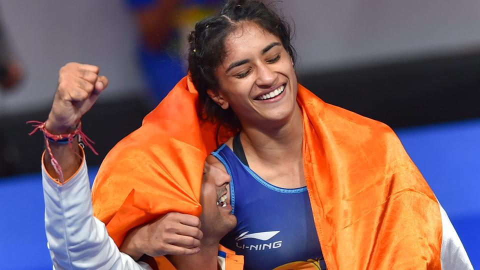 Asian Games 2020 India.India S Olympics 2020 Contingent Vinesh Phogat Sports