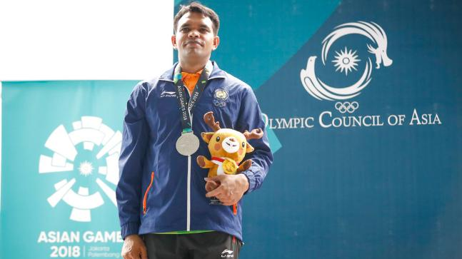 Asian Games 2020 India.Shooter Deepak Kumar Books Himself A Tokyo 2020 Berth With