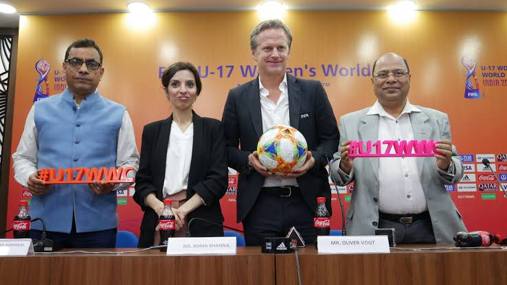 Fifa World Cup Awards 2020.Fifa Happy With Progress At Stadium In Bhubaneswar For 2020
