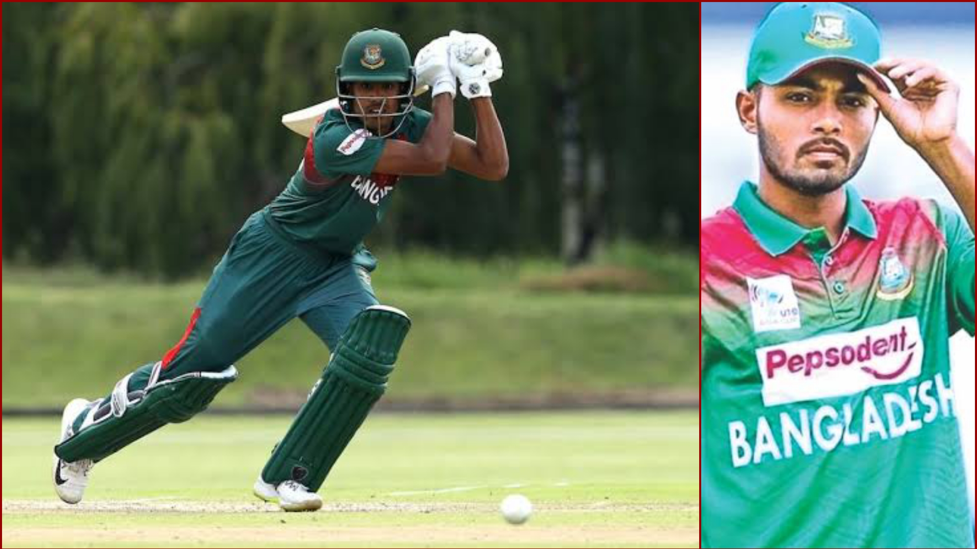The Pain Behind Victory Bangladesh U19 Captain S Sister Passed Away During Tournament Sports India Show