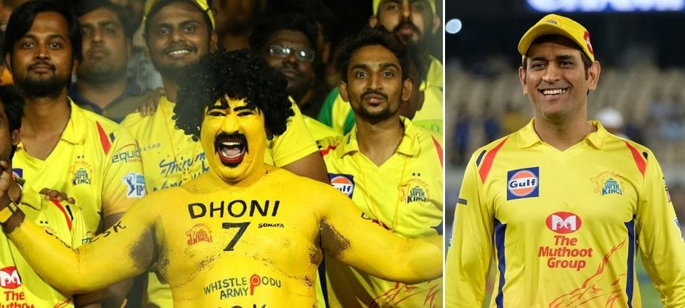 MS Dhoni reveals what it means when he is called 'Thala' by CSK fans - Sports India Show