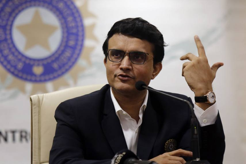 Sourav Ganguly wants the rescheduled Test to be the fifth Test and not a one-off fixture