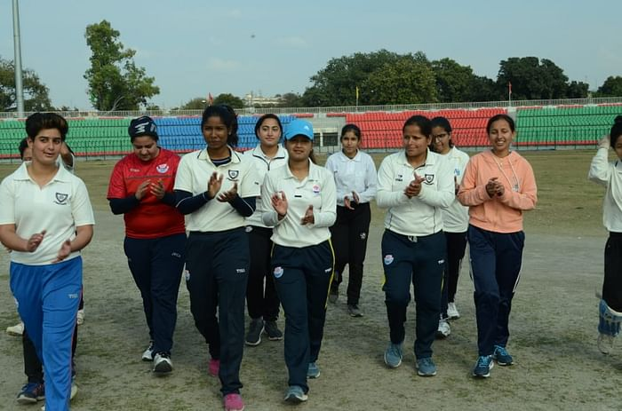 J&K women's cricket team