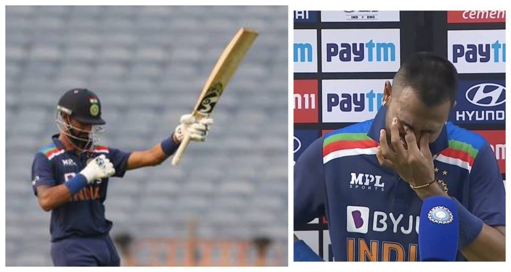 IND vs ENG: Emotional Krunal Pandya dedicates historic debut fifty to late father