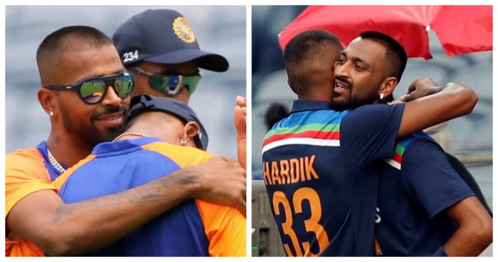 Pandya brothers pen emotional posts remembering their late father