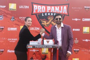 Pro Panja League, Vijender Singh