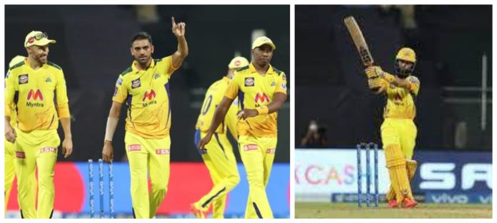 IPL 2021 Match 8 Review
