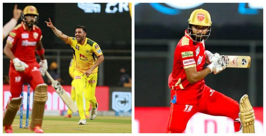 IPL 2021: KL Rahul claims Deepak Chahar's knuckleballs changed the came