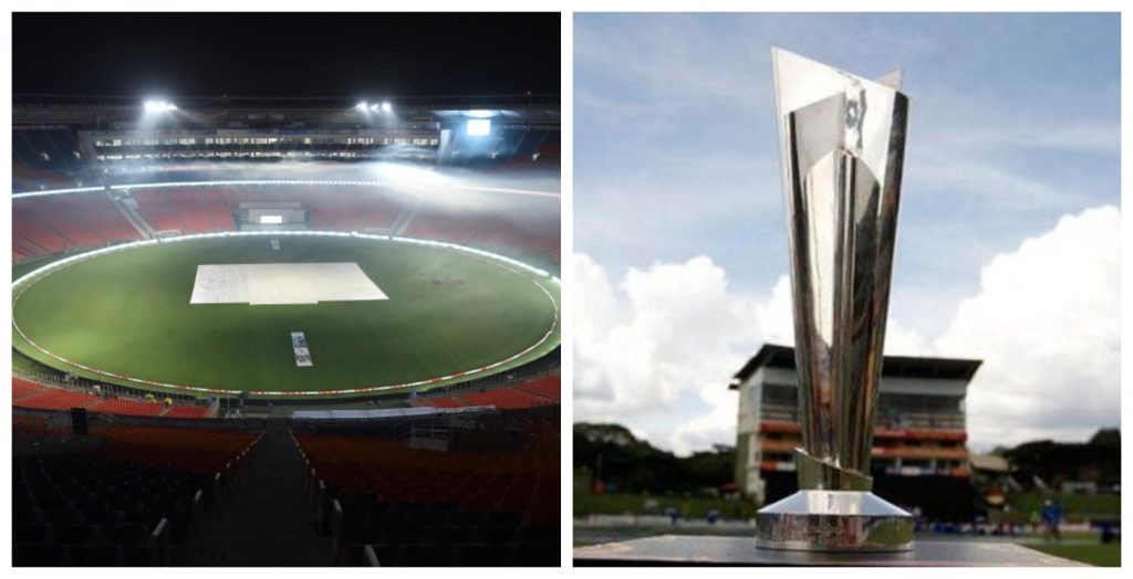BCCI enlists nine venues to host the 2021 T20 WC