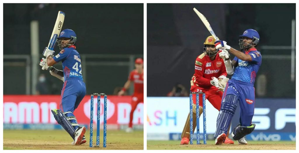 IPL 2021: Shikhar Dhawan relishes fearless approach to batting following PBKS rout