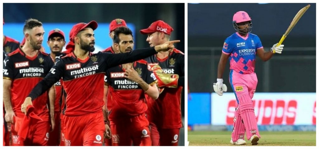 IPL 2021: RCB vs RR Odds, Predictions and Analysis