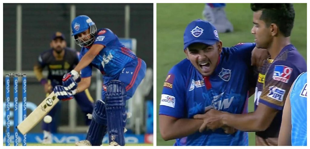 IPL 2021: 'Knew where Mavi was going to bowl', says Prithvi Shaw after achieving rare feat