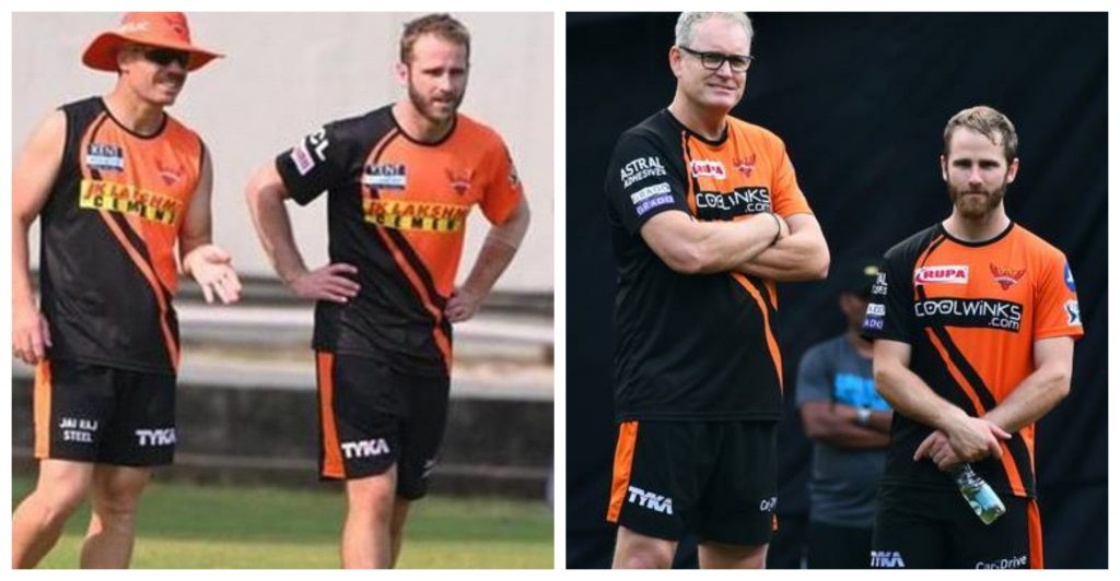IPL 2021: Kane Williamson appointed SRH captain for the remainder of the season