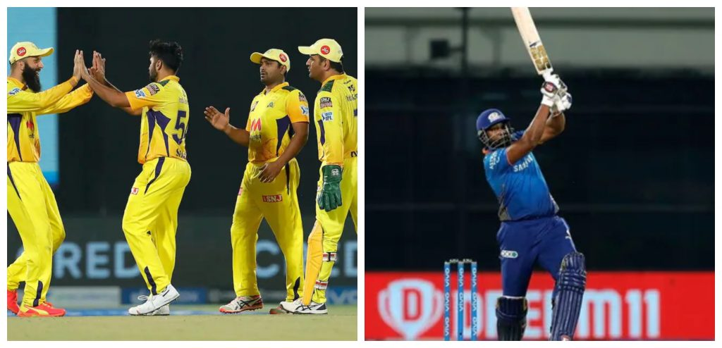 IPL 2021 Match 27 Review: Record chase by MI snaps CSK's winning run