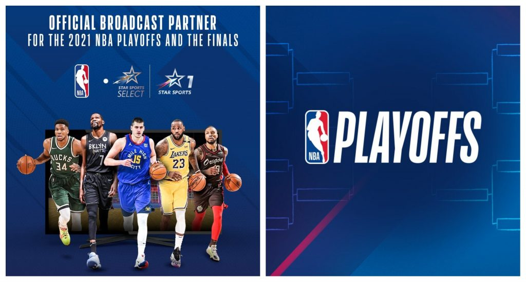 Star Sports claim rights to 2021 NBA Playoffs and Finals for the Indian subcontinent