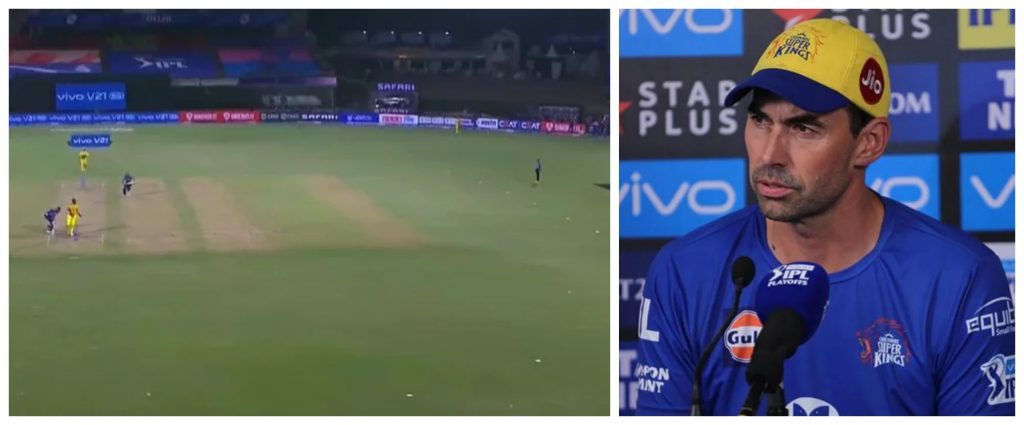 IPL 2021: Stephen Fleming assesses why the field was spread out for the final ball against Pollard