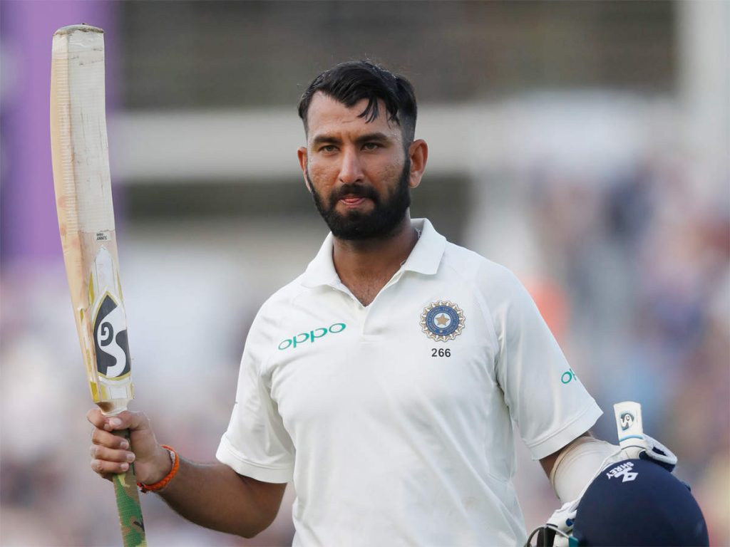 Current team well equipped to win overseas test matches, claims Cheteshwar Pujara