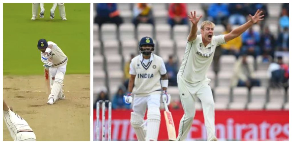 """""""Could have got any batsman"""": Kyle Jamieson on the inswinger that trapped Virat Kohli"""