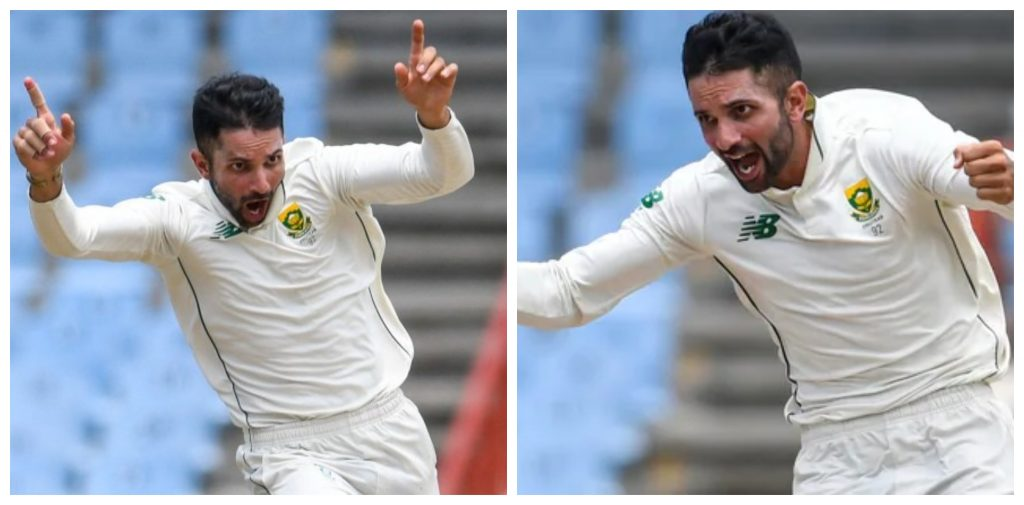 Catalyst to reignite a suppressed art: Hat-trick hero Keshav Maharaj aims to set an example to younger spinners in the country